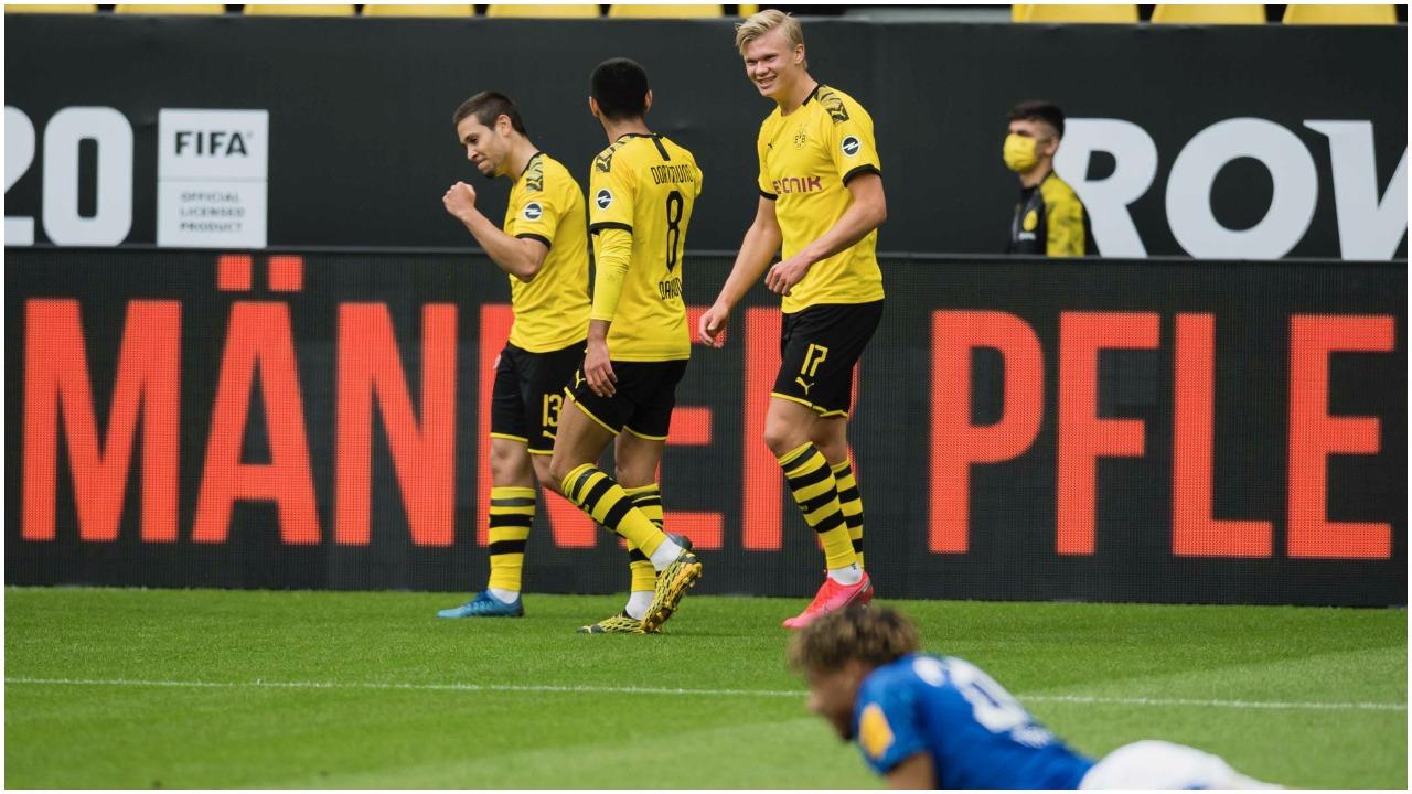 VIDEO   Bundesliga mbushet me gola, pjesët e dyta nisin zjarr!