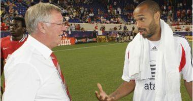 """""""Henry donte të transferohej te Manchester United, Ferguson e refuzoi"""""""