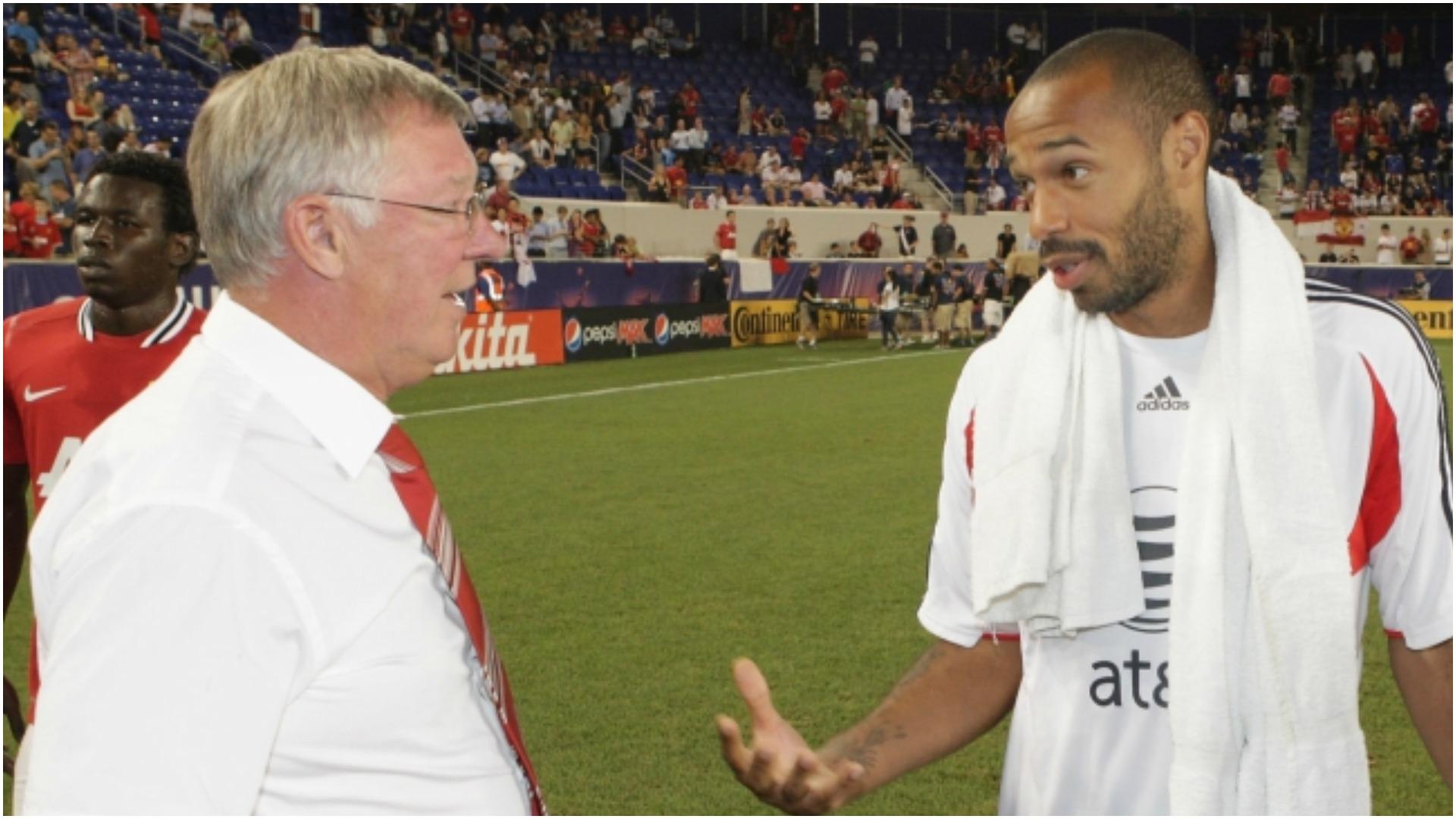 """""""Mendoj se kemi gjetur një yll"""", si Ferguson identifikoi talentin e madh"""