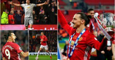 """VIDEO/ Rrugëtim i çmendur, shijoni golat e Ibrahimoviç me """"Djajtë"""""""