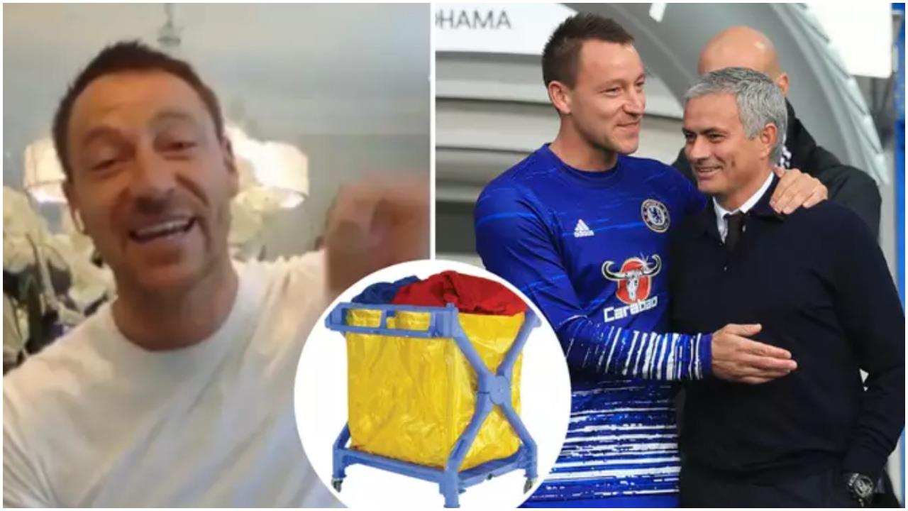 Historia e veçantë, John Terry zbulon veprimin qesharak të Mourinho