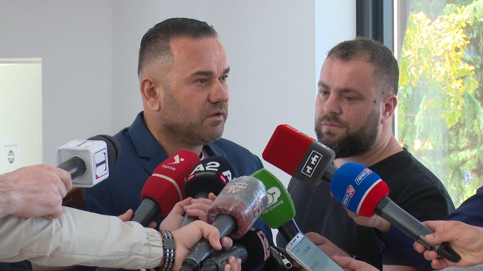 Kapllanaj: Arbitër që bënte humor, dënohem unë dhe trajneri i Teutës jo!