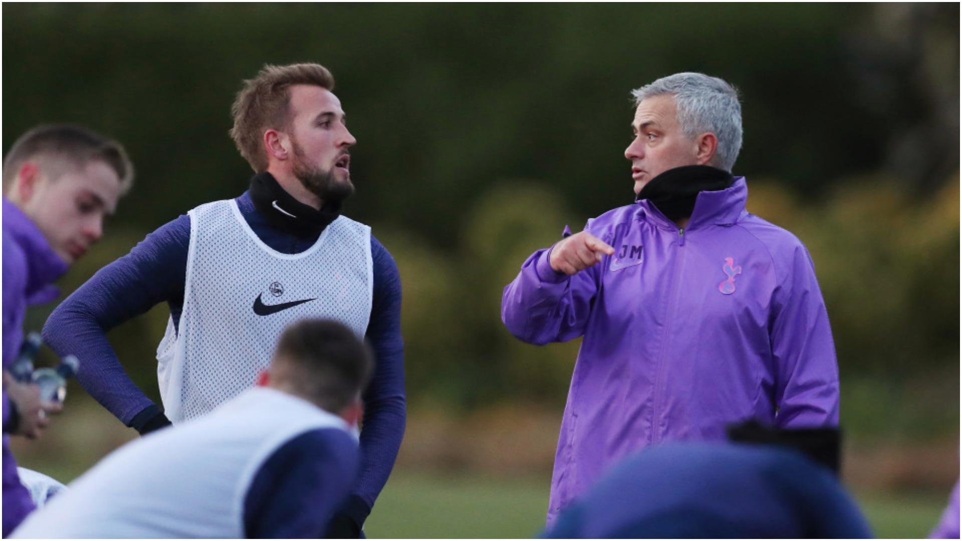 Jose Mourinho nuk i do në ekip, Tottenham largon dy futbollistë