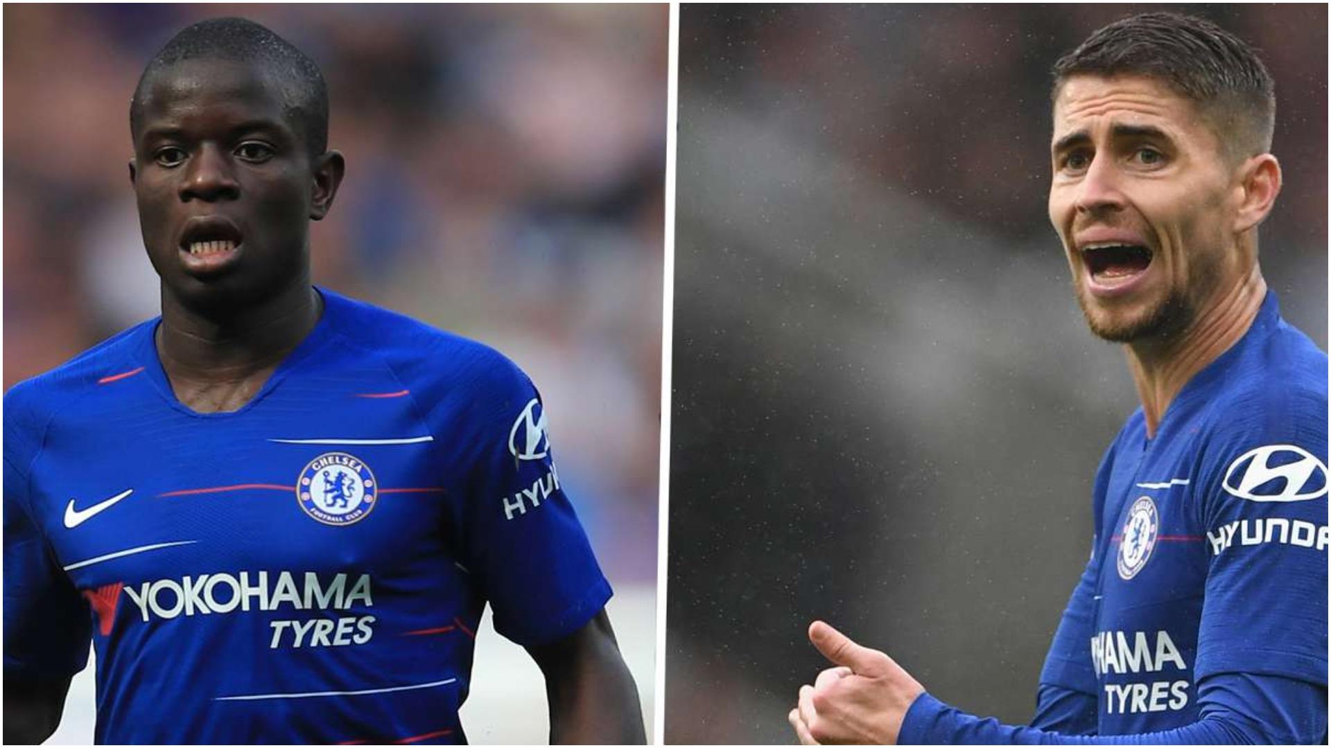 Plot 5 të larguar, Chelsea vendos dhe për dyshen Jorginho-Kante
