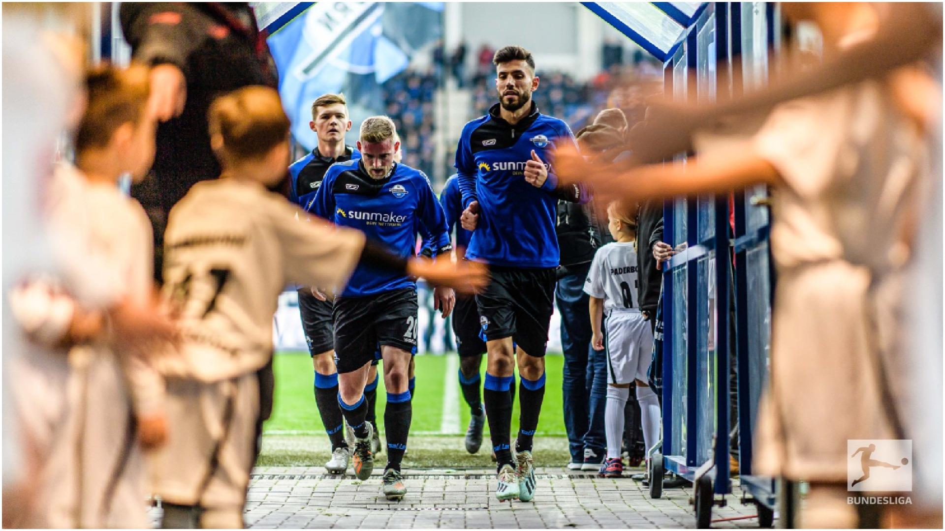 """""""Nder të luftoja në krahun tuaj"""", Klaus Gjasula me fjalë zemre për Paderborn"""
