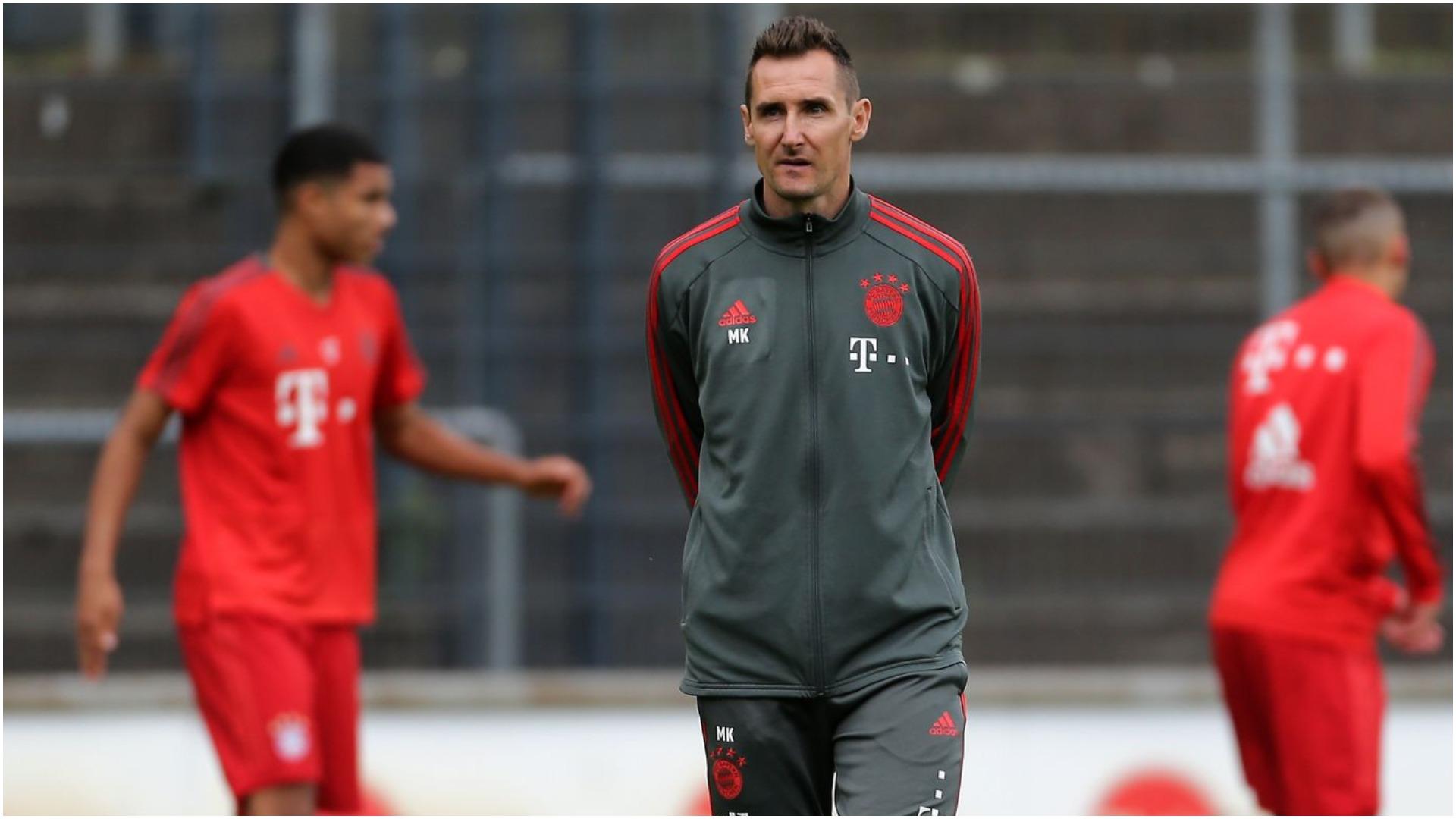 Ndalet Miroslav Klose, sëmundja serioze e detyron të refuzojë gjithë ofertat