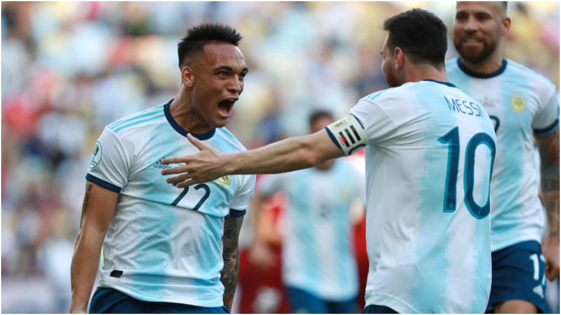Martinez: S'e harroj ndihmën e Zanettit. Më i miri? Gjithmonë Leo Messi