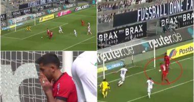 VIDEO/ Rast flagrant i humbur nga Leverkusen, një zviceran bën mrekullinë