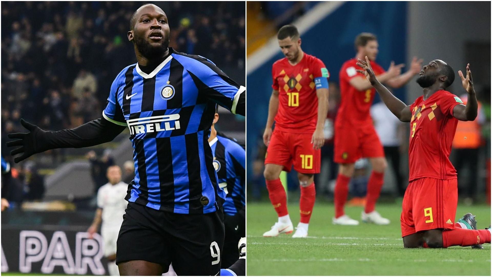 Lukaku: Kam ardhur me mision tek Interi. Kupa e Botës? Dhimbje e madhe