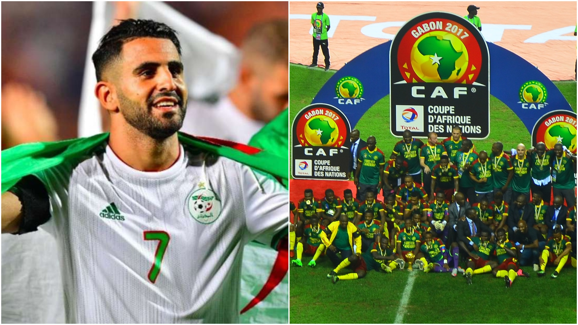 Shpërthimi i Riyad Mahrez, del kundër CAF për Kupën e Afrikës