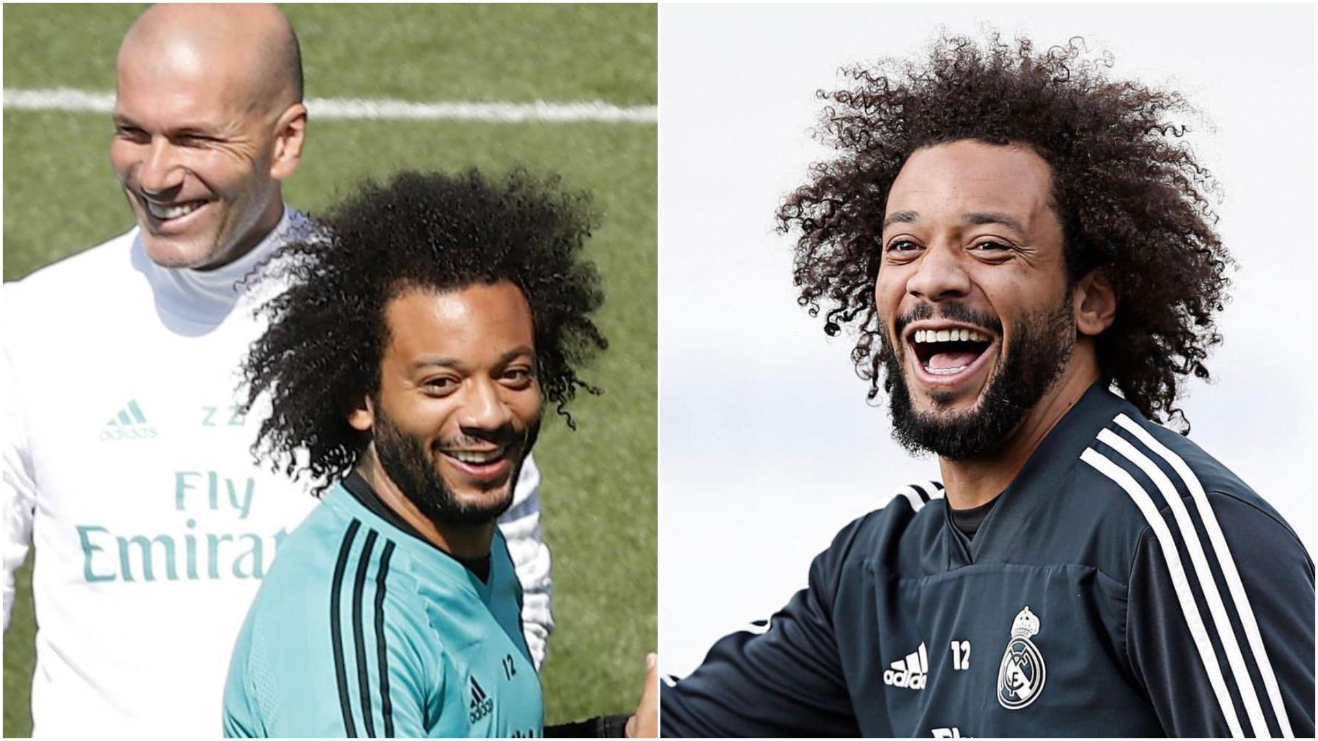 Marcelo: Po plasim nga dëshira për të luajtur, Reali im në formë të mirë