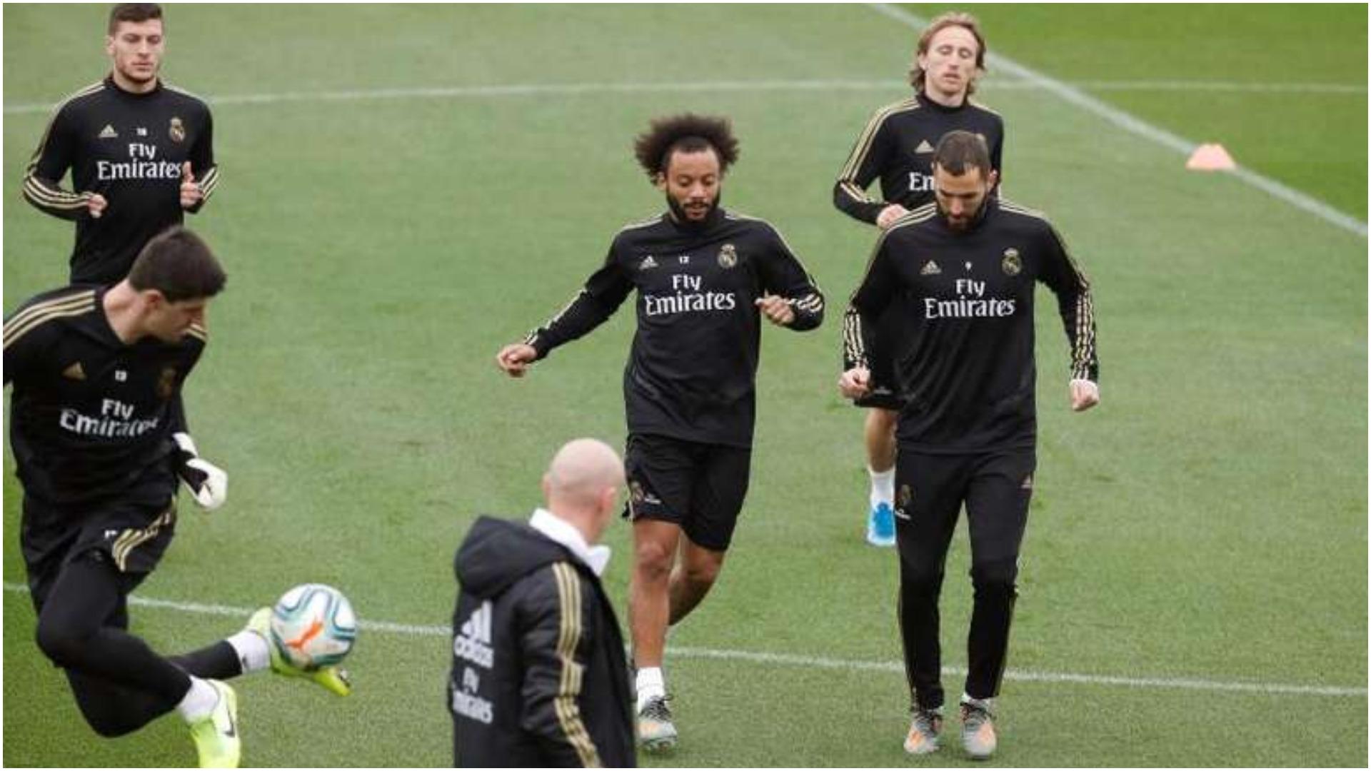 VIDEO | Karantina s'ka ndikuar, Marcelo shënon gol spektakolar në stërvitje