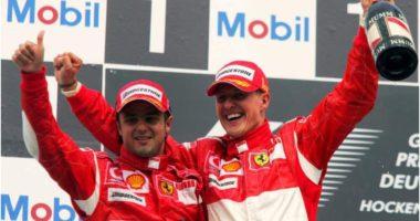 Situata e vështirë shëndetësore, Massa flet për legjendën Schumacher