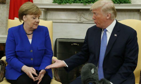 Merkel refuzon ftesën e Trumpit për Samitin e G7-ës në Uashington
