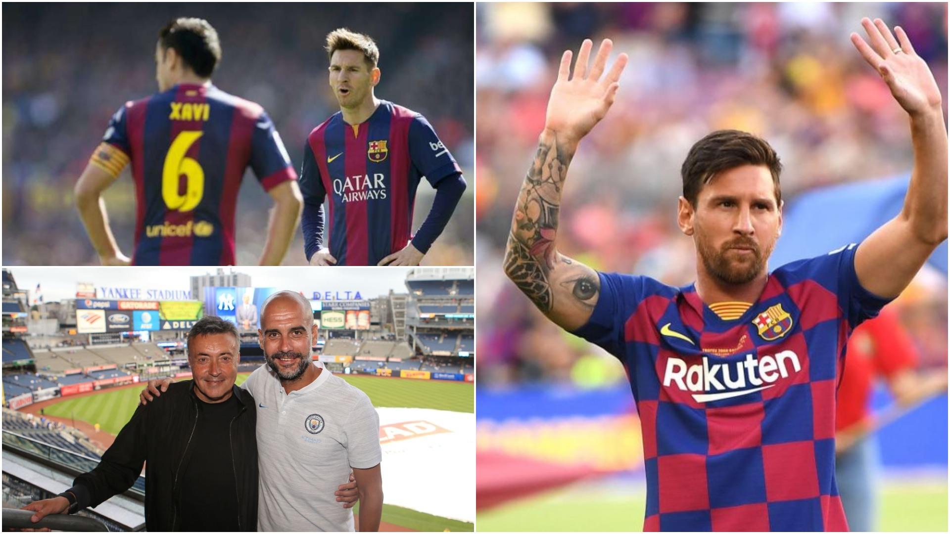 """""""Çmenduri, nuk kam parë lojtar si Messi! Në të ardhmen do të luajë këtu"""""""