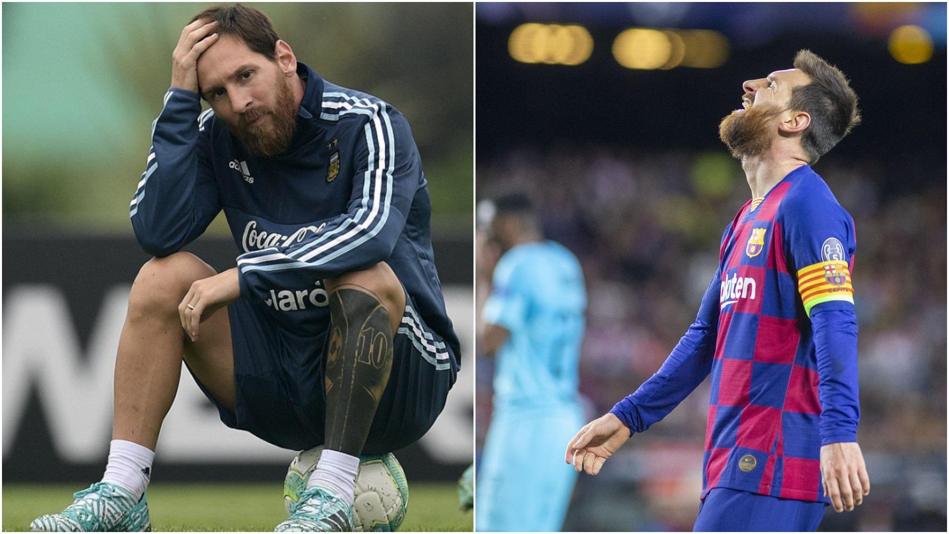 Messi: Jam trishtuar shumë, jeta dhe futbolli nuk do të jenë si më parë