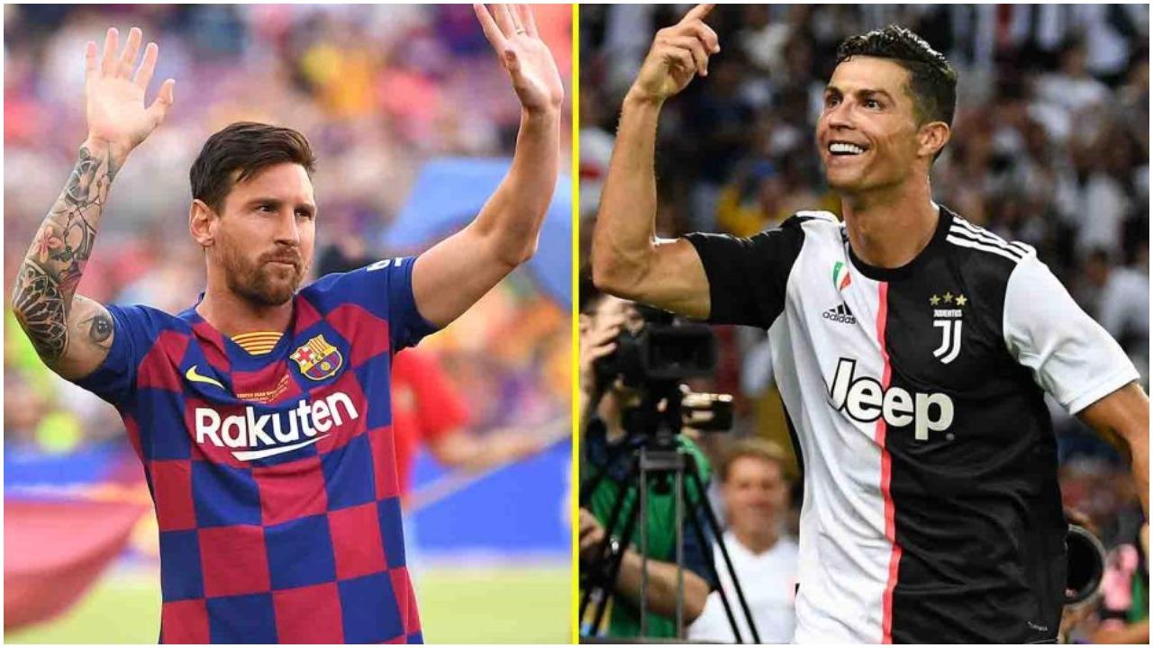 """Messi e CR7 me mustaqe, si do dukeshin yjet e sotëm në """"Meksikë 1970"""""""