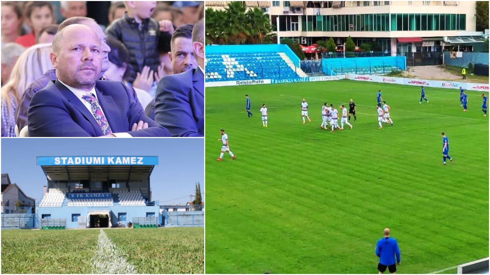 Mziu: Maskaradë, stadiumi simboli i Kamzës. Pse s'i pyesin qytetarët?