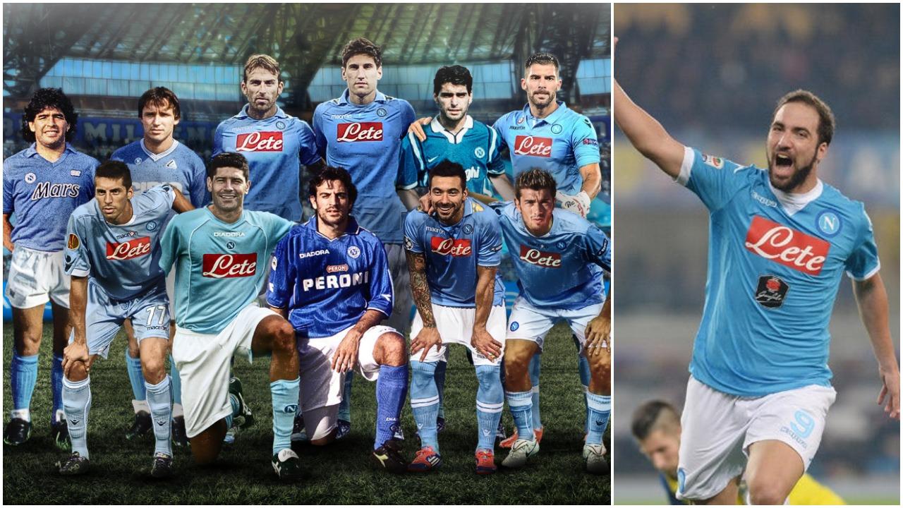 Napoli nuk pyet aspak, turpëron publikisht Gonzalo Higuain!
