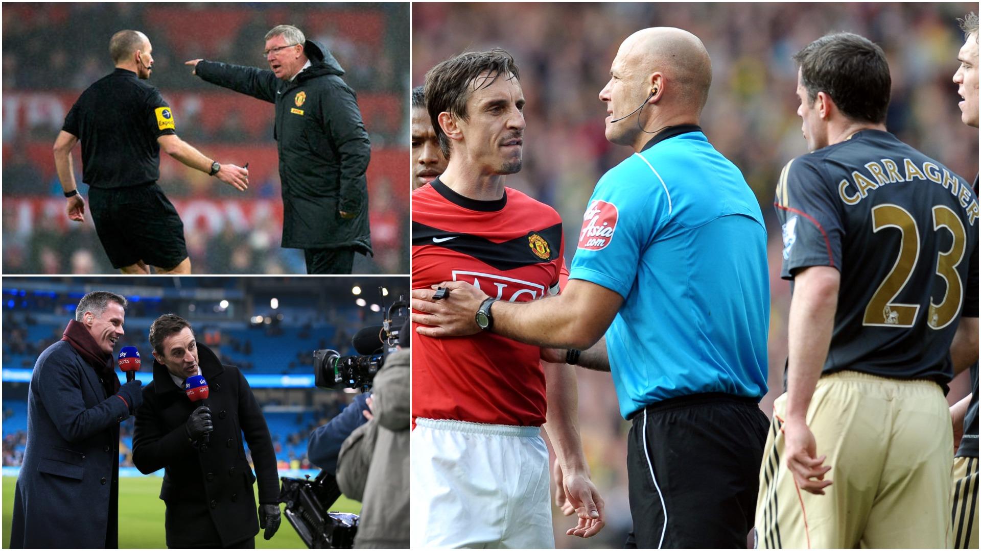 """""""United fitonte prej protestave të Ferguson"""", akuzon legjenda e Liverpool"""