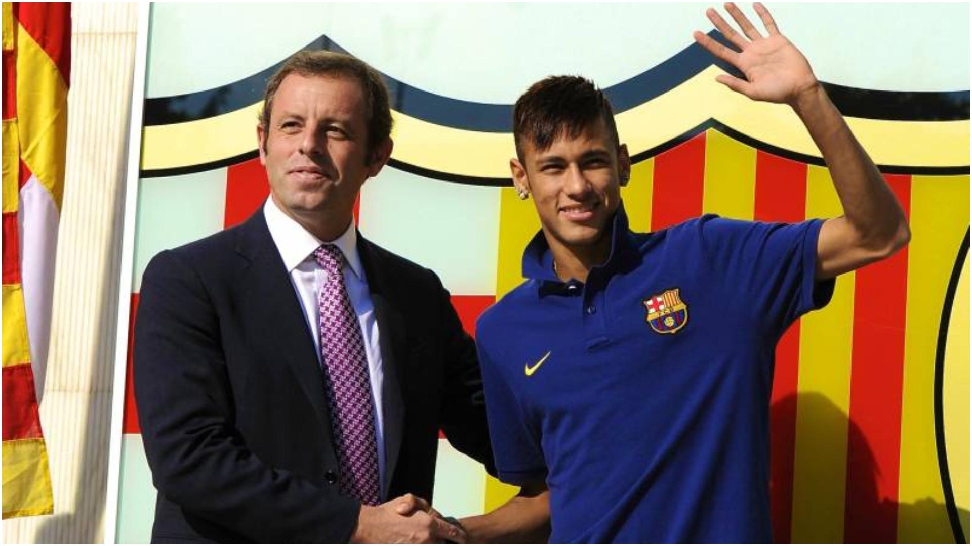"""Neymar te Barcelona? Do firmosja dy kontrata me të, më i forti pas Messit"""