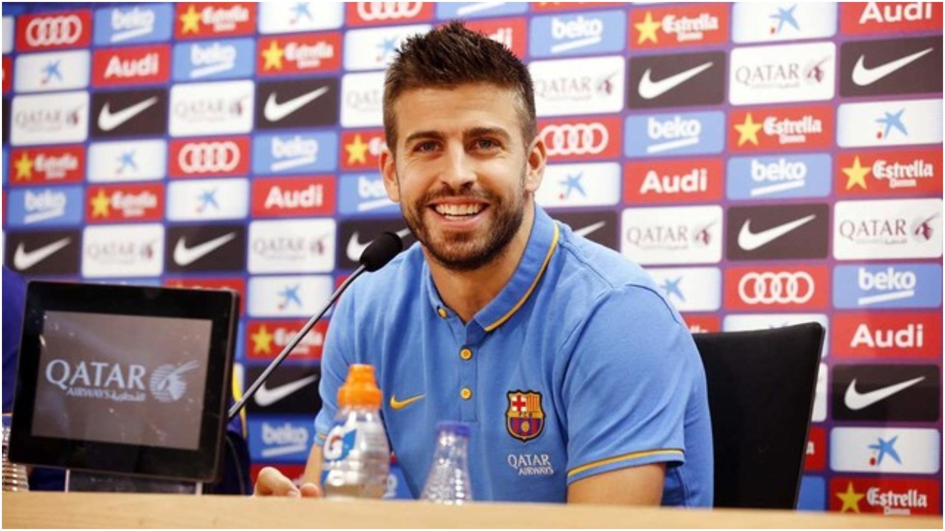 Pique: Do e lë futbollin te Barça, do ishte dramë nëse ndodh ndryshe