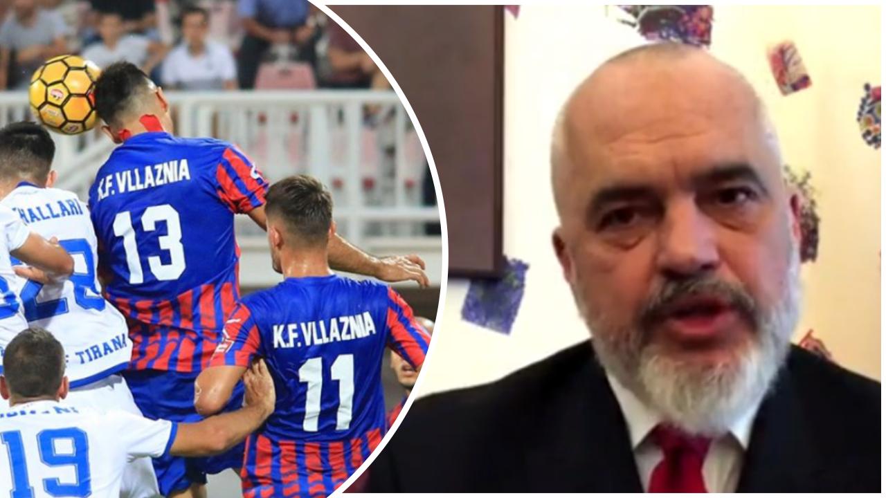 A do ketë futboll në Shqipëri? Kryeministri Rama jep përgjigjen