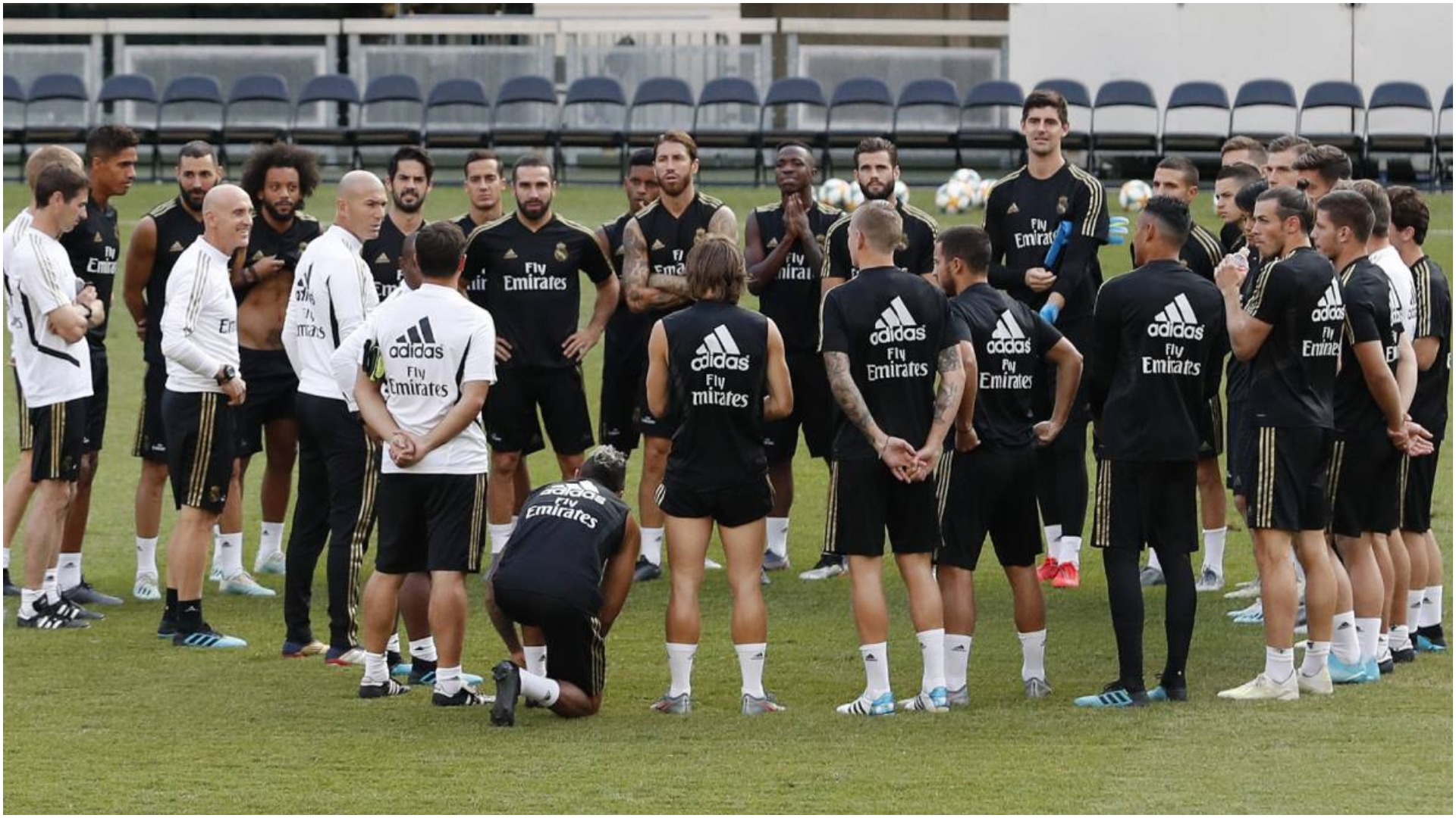 PSG do talentin e Real Madrid, vendimi i Zidane shton zërat e merkatos