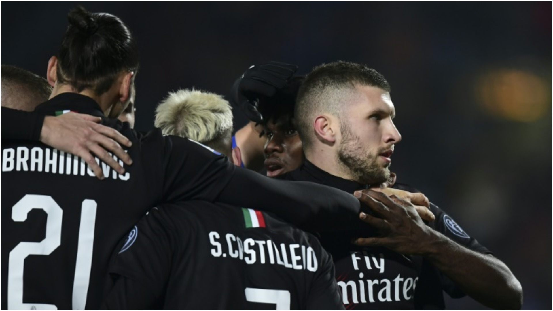 Shtohen alternativat në sulmin e Milanit, Ante Rebic rikthehet në stërvitje