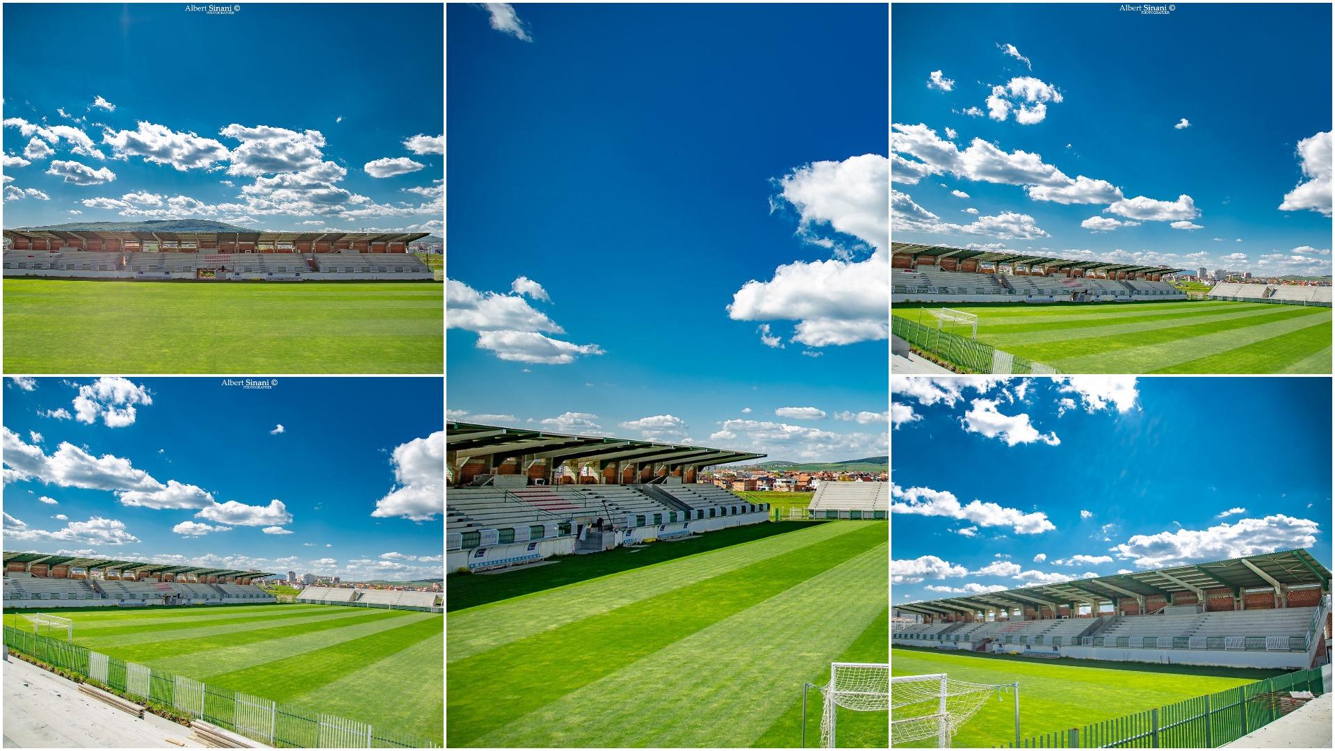 FOTO   Stadium i mrekullueshëm, shijoni impiantin e ri të Feronikelit