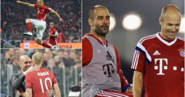 Robben: Guardiola më i miri, jam tifoz i madh i tij. Rikthimi? Më tundon