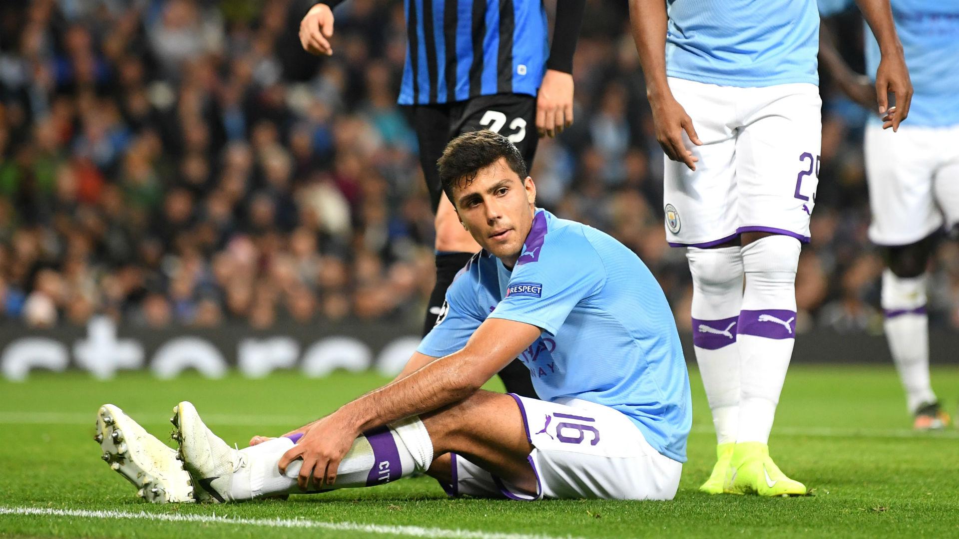 Rodri: Premier League shumë e vështirë, City është i mbushur me yje