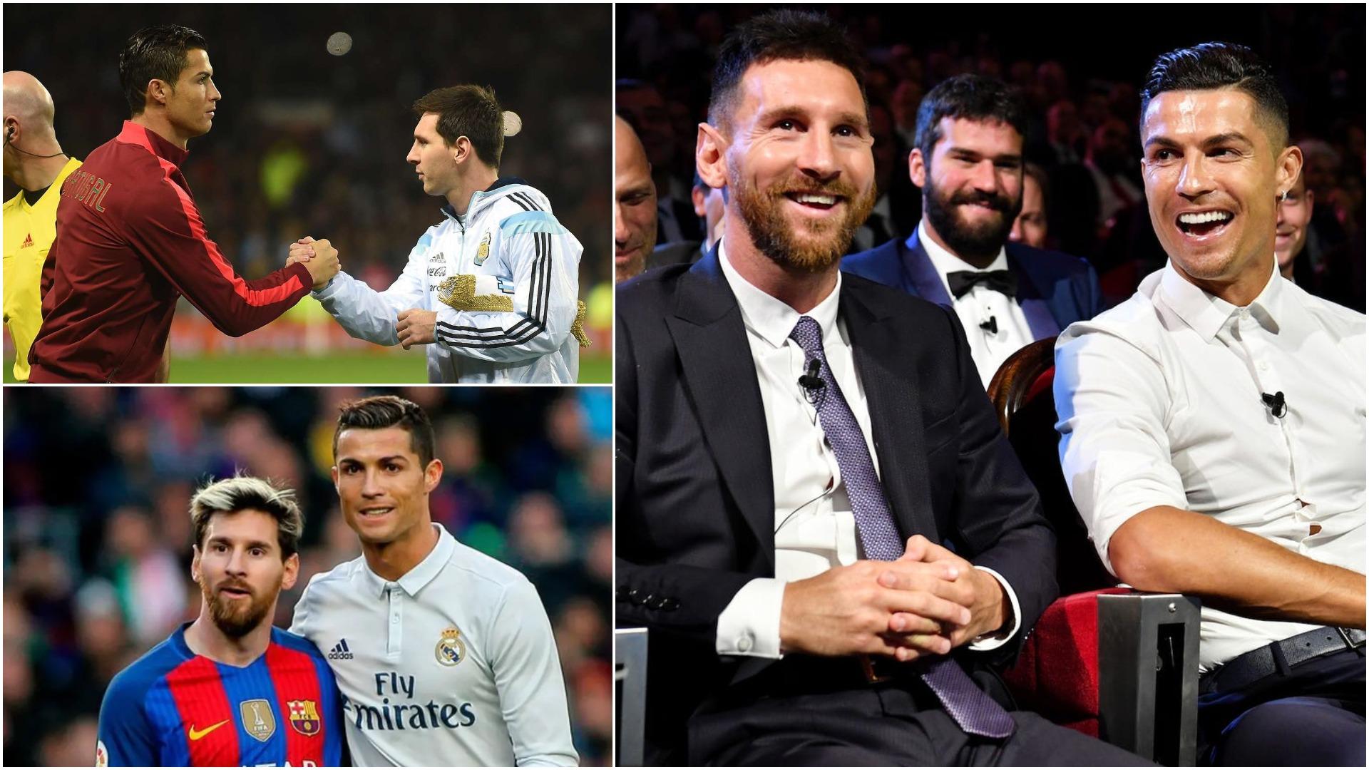"""""""Messi unik, më i miri. CR7? E respektoj më shumë, dy janë shkaqet """""""
