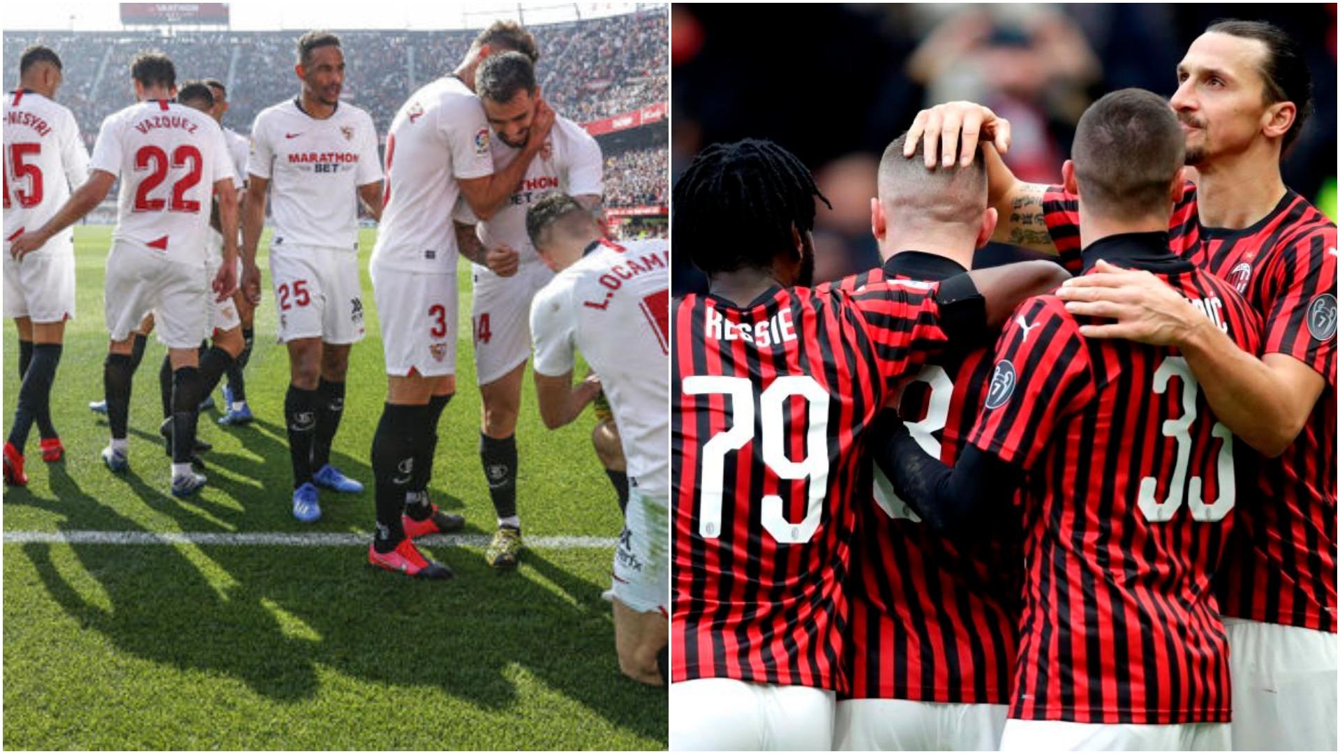 Sevilla pret 3 milion euro, Milani ka një vendim për të marrë!