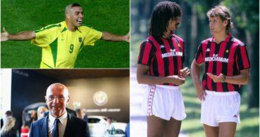Sacchi: Askush si Van Basten dhe Gullit, Ronaldon s'do e merrja kurrë