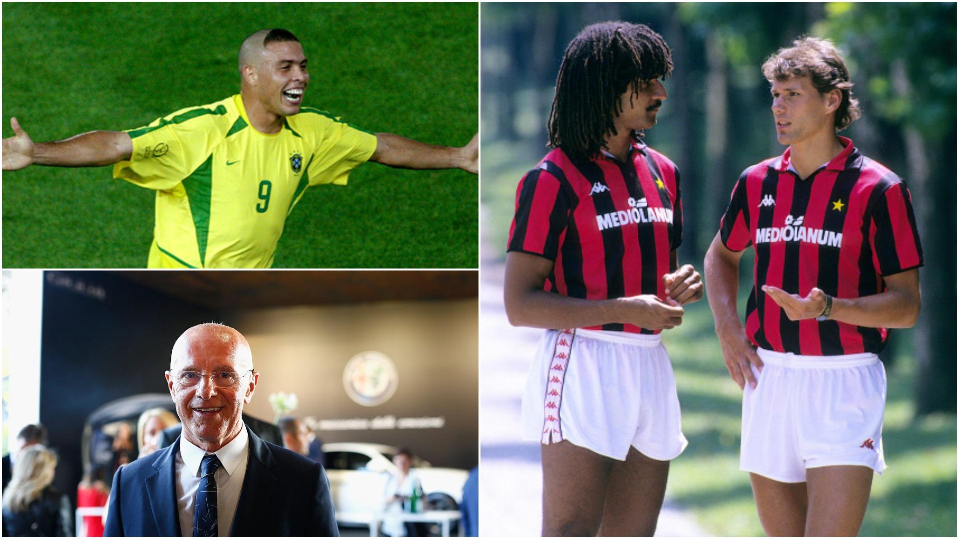 Sacchi: Askush si Van Basten dhe Gullit, Ronaldon s'do e merrja ...