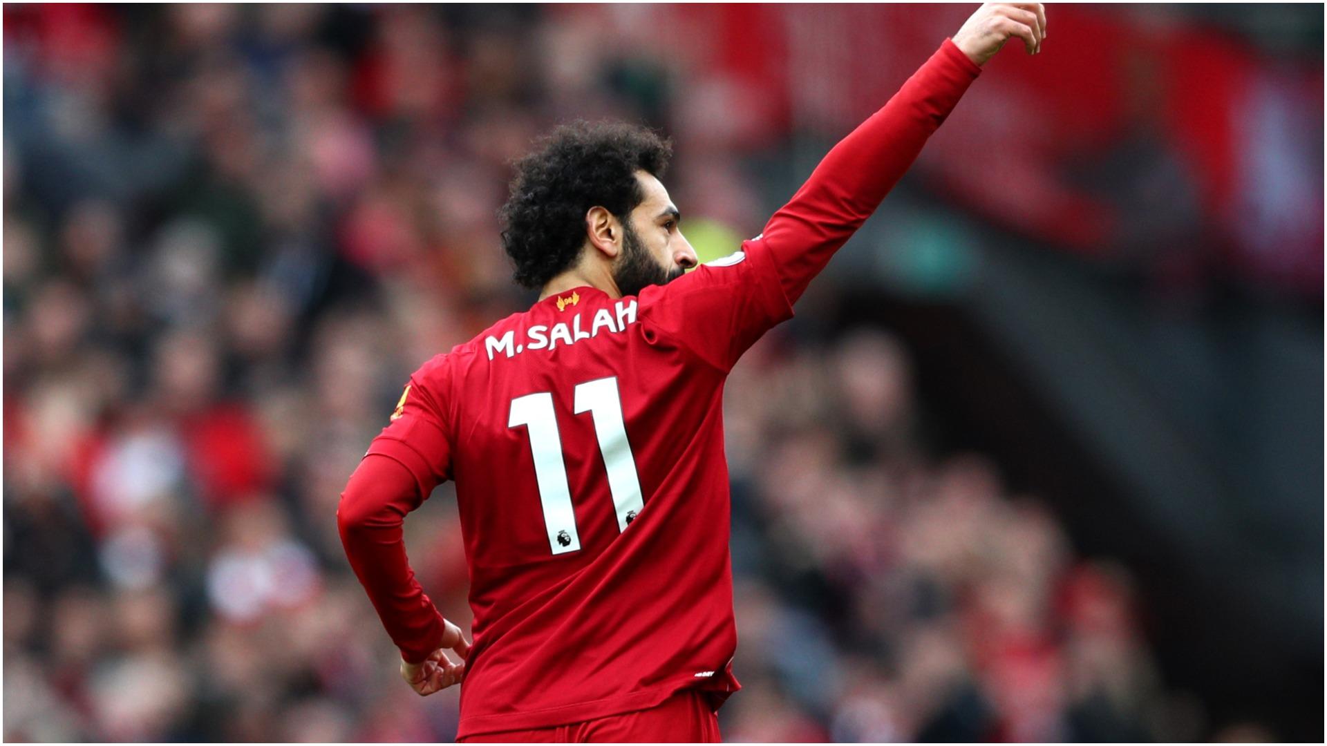 """Salah """"oguri"""" i Liverpool, përqindje fantastike fitoresh në Premier"""