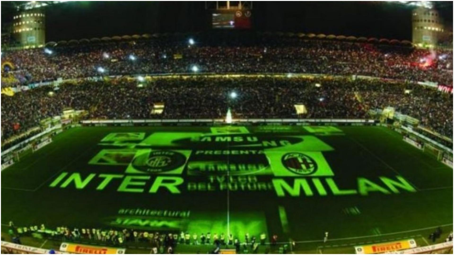 """Stadiumi i ri dhe mitiku """"San Siro"""", zbulohet plani i Milanit dhe Interit"""