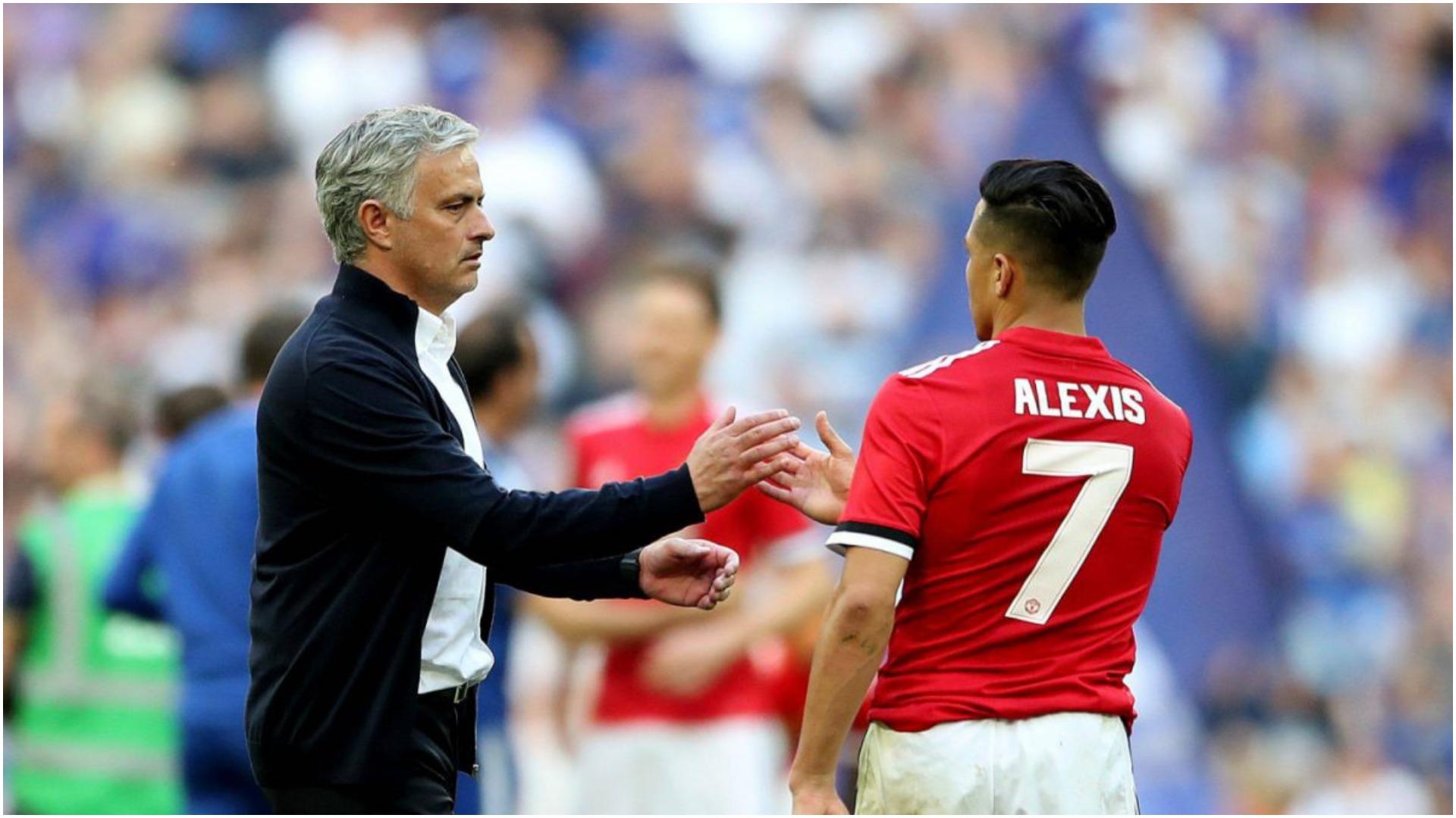 """Dështimi te United, Sanchez gjen """"fajtorin"""": Humba besimin prej Mourinhos"""