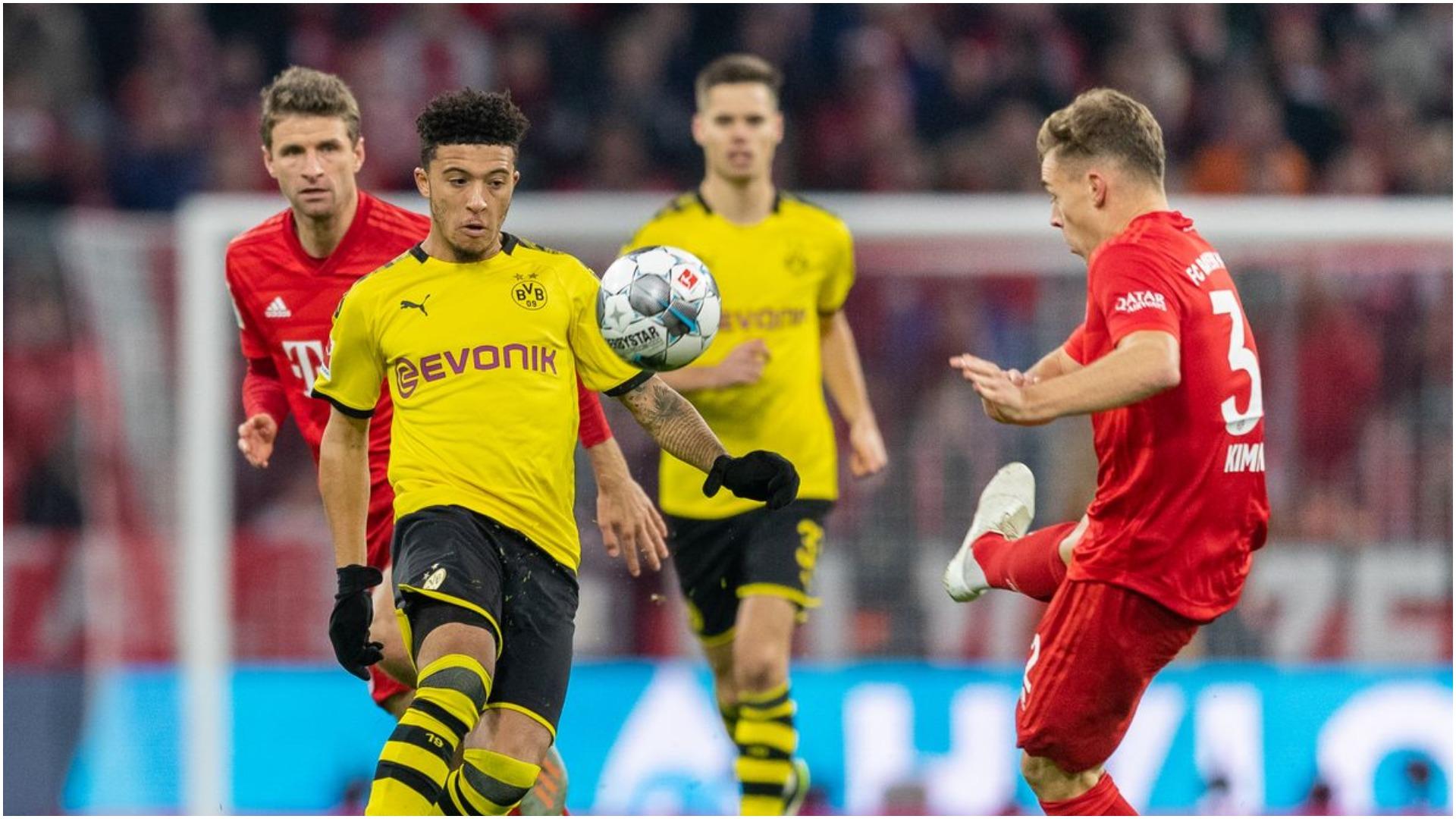 """Ndizet atmosfera e klasikes, Bayern """"hap thesin"""" për yllin e Dortmund"""
