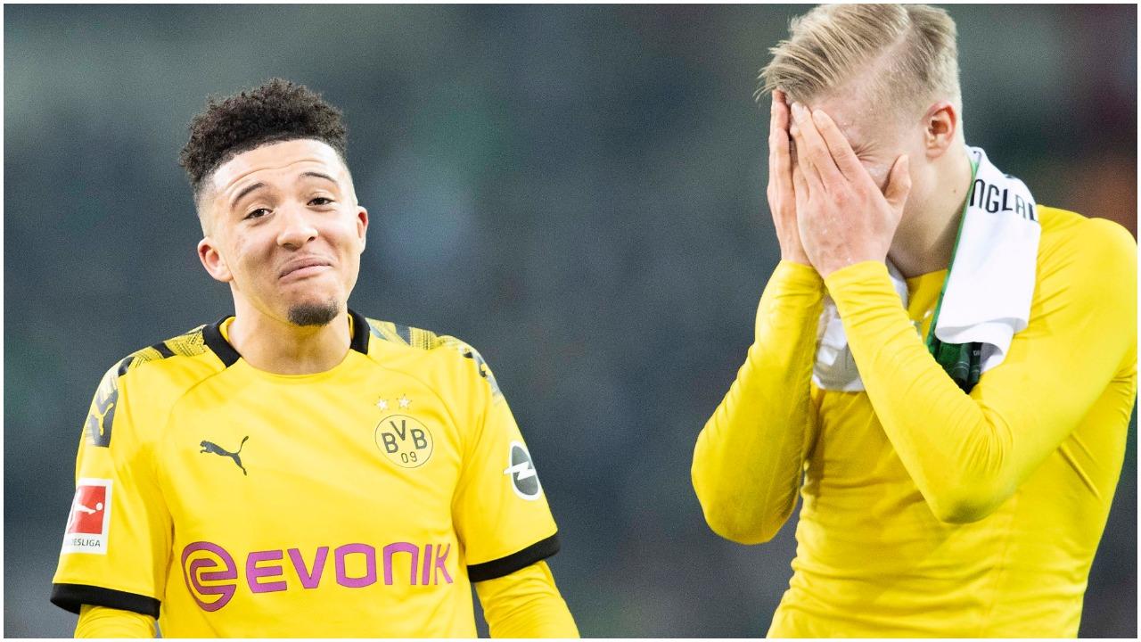 Nuk ka më dilema, Dortmund merr vendimin përfundimtar për Sanchon