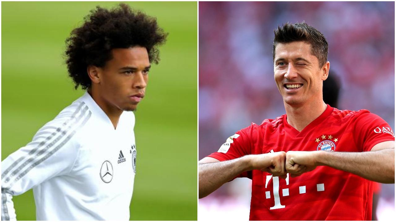 Sane te Bayern, Lewandowski i shkel syrin sulmuesit gjerman