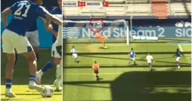 VIDEO/ Gafë e Todibo: Asist i Rashicës, Werder kalon përpara me një eurogol
