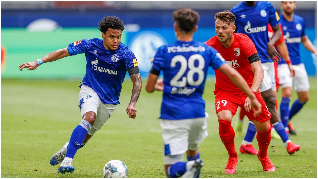 """VIDEO/ Schalke ende me """"makthet"""" e derbit, e turpëron edhe Ausburg"""