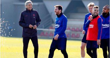 """Barcelona do të fitojë Champions League"", Setien del hapur"