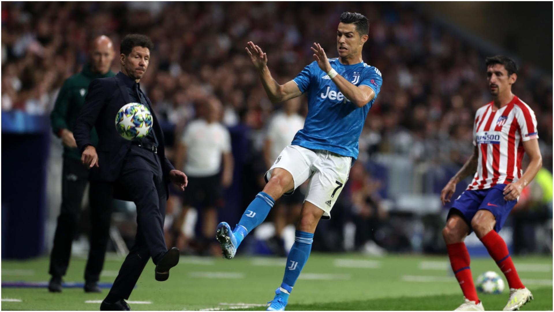 Ideja e fundit e Simeones, Atletico tenton goleadorin e Juventusit