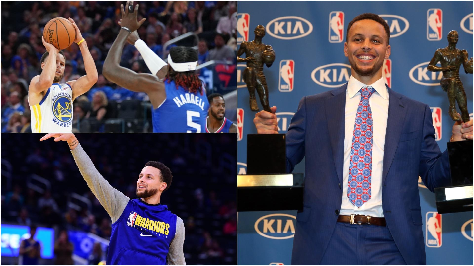 VIDEO | Ditë historike, kur Curry u bë i pari MVP që u zgjodh unanimisht