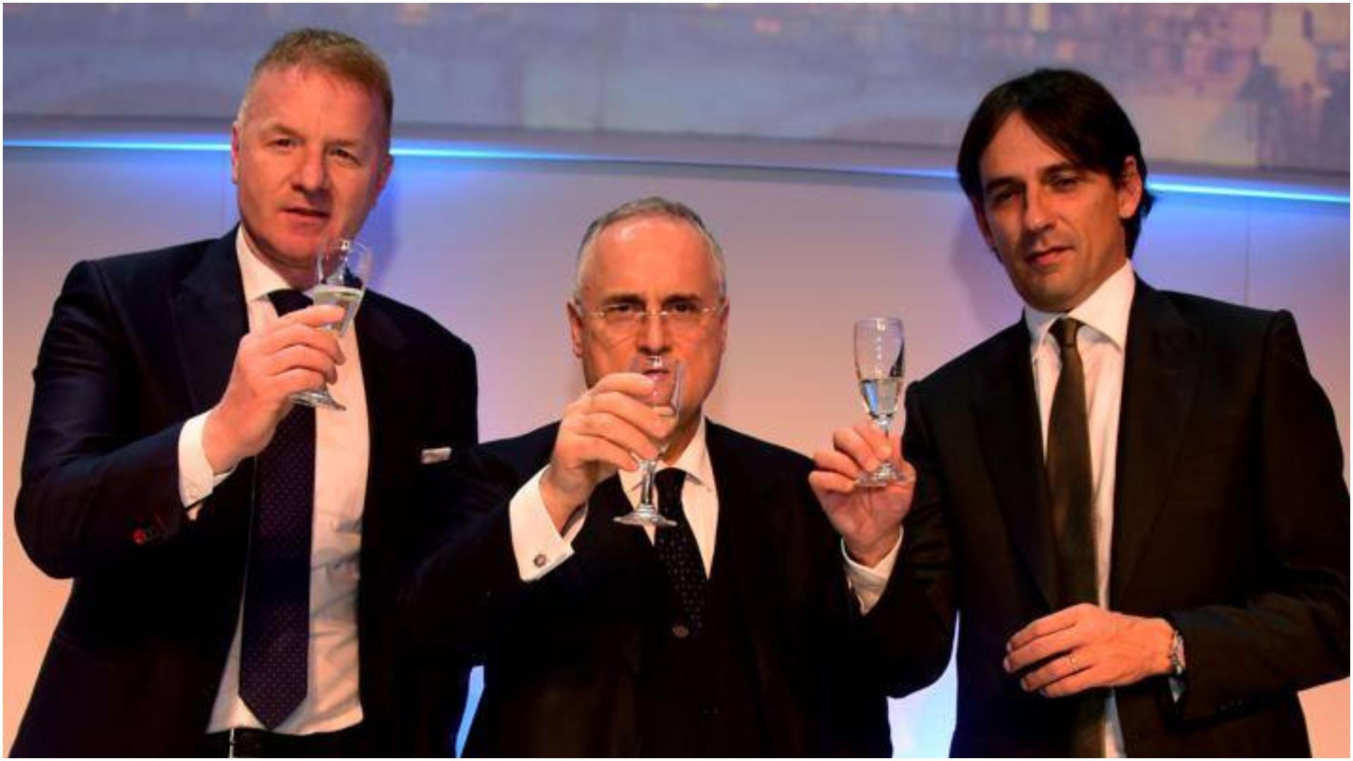 Sa opsione për stolin e Lazios, Lotito: Tare e kishte mbyllur me Inzaghin