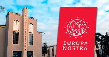 Europa Nostra, letër në BE: Shembje brutale e Teatrit Kombëtar, çfarë kërkojmë nga ministrat e unionit