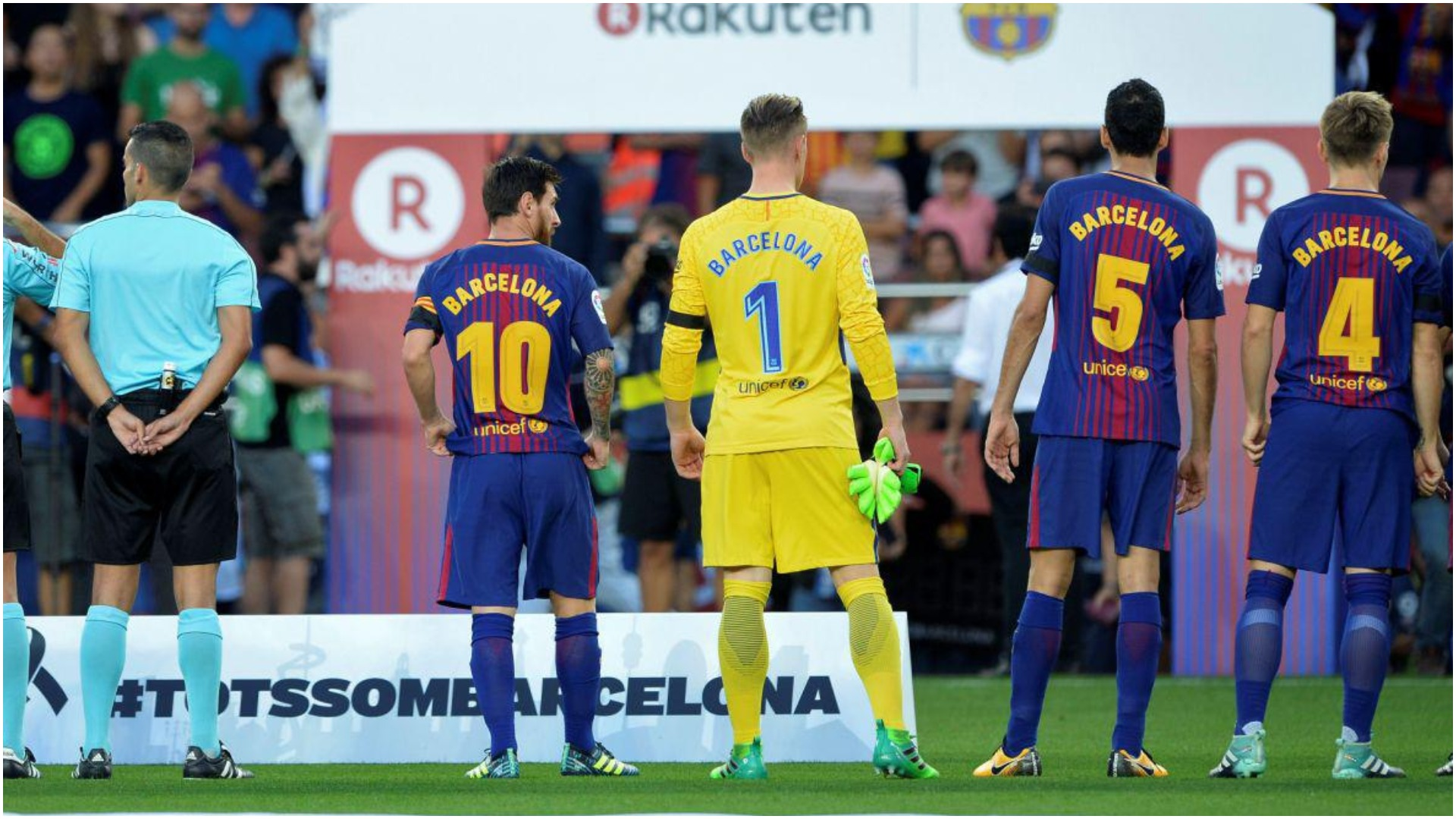 Zhbllokohet rinovimi i Barcelonës me një titullar, zbulohen detajet